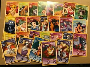 Morrisons Disneyland Paris 20th Anniversary Trading Cards BUY 2 GET 1 FREE