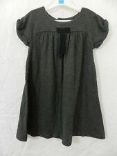 robe grise à pois noir Jacadi  taille 2 ans be (C785)