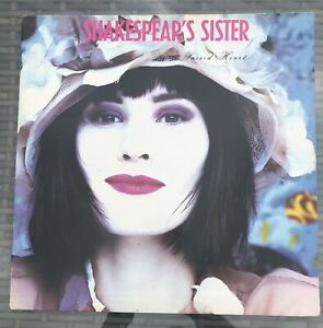 Shakespears Sister Sacred Heart Vinyl. Vinyls In Immaculate Condition