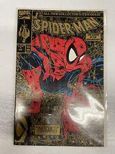 Spider-Man #1 CGC Gold Edition, 1990, Todd McFarlane!