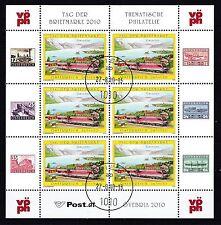 Österreichische Briefmarken (ab 2000) mit Eisenbahn-Motiv