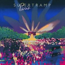 SUPERTRAMP PARIS LIVE REMASTERED CD 2 DISC POP ROCK 2003 NEW