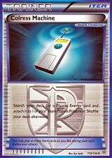 COLRESS MACHINE 119/135 HOLO - BW PLASMA STORM POKEMON TRAINER CARD - IN HAND!