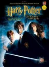 Harry Potter and the Chamber of Secrets Selected themes Easy Piano (2003, Paper…