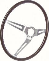 OER Reproduction Simulated Walnut Steering Wheel 1963-1966 Chevrolet Corvette