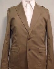 NWT PROJEK RAW, Olive Green Military Style Blazer, Size M-L (40 Chest) (J-83)
