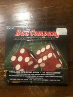 Bad Company-Straight Shooter (2CD Deluxe Edition)  NEW sealed