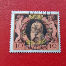 BAYERN  (0331 72  ) 1911 PRINZREGEND LUITPOLD   MI NR 93A   GESTEMPELT