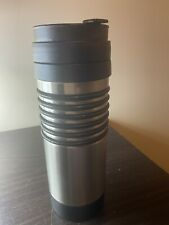 Stainless Steel Insulated Cup Coffee Travel Mug/Tumbler With Non Slip Grips