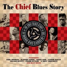 Various Artists - Chief Blues Story / Various [New CD] UK - Import