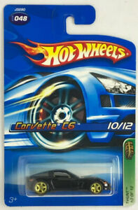 2006 Hot Wheels Treasure Hunts Corvette C6 Limited Edition # 10 Of 12