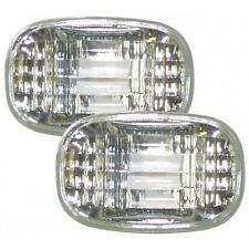 Autoart Side Marker Lights Repeaters Crystal Clear Toyota Celica Corolla Mk2