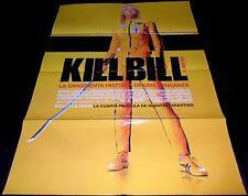 2003 Kill Bill: Vol.1 ORIGINAL SPAIN MOVIE POSTER Quentin Tarantino Uma Thurman