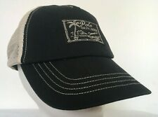 Polo Ralph Lauren Baseball Cap~Solid Black~Patch~Mesh Back~NWT