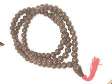 MONK Blessed PRAYER 108 Bead  MALA  Lek  Nam Phi holy Thai amulet positive power