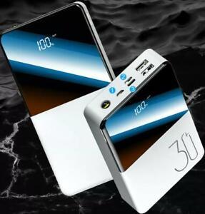 POWER BANK POWER X 30000mAh 2 USB Carica Batterie Esterna Universale POWER X ...