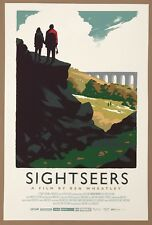 Olly Moss SIGHTSEERS Movie Poster RARE Mondo Ltd Screen Print Star Wars Potter
