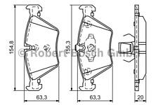 Bremsbelagsatz Scheibenbremse - Bosch 0 986 494 118