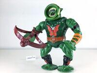 MOTU - LEECH - Complete Original Vintage Mattel 80s He-Man Action Figure #1