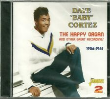 "Original 2012 43 Track 2 CD Set DAVE ""BABY"" CORTEZ The Happy Organ MINT / SEALED"