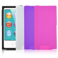 Durable Silicone Case Cover For Apple iPod Nano 7th Generation Protective Skin