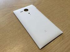 Façades et autocollants blancs Sony pour téléphone mobile et assistant personnel (PDA)