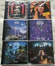 6CD SET King Diamond -Conspiracy/Fatal Portrait/Them/The Eye/Abigail/Abigail II