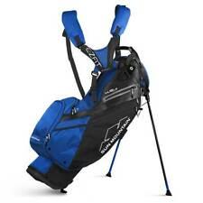 New 2020 Sun Mountain 4.5 Ls 14-Way Stand Bag - (Black / Cobalt)