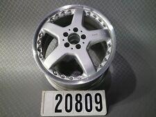 "1Stk. AMG Styling III Mercedes W203 C-Klasse Alufelge 7,5Jx18"" Mehrteilig #20809"