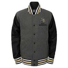 NCAA Central Florida Golden Knights Youth Boys Letterman Varsity Jacket Large