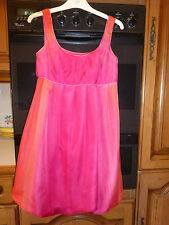 ladies 100%  silk dress Special occasion wedding Principles Petite size 8