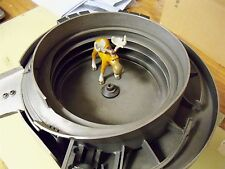 """Magnetic Parts Feeder - Vibro Micromatic 9"""" Bowl"""