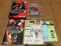 EXCITEBIKE 64 Nintendo N64 with BOX and Manual JAPAN