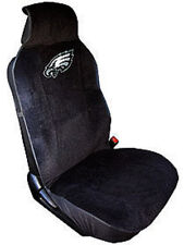Philadelphia Eagles Embroidered Seat Cover (New) Car Auto NFL Black Truck CDG