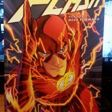 The Flash, Vol. 1: Move Forward (The New 52) Paperback – August 20, 2013