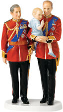 ROYAL DOULTON FIGURINE FUTURE KINGS - CHARLES, WILLIAM & GEORGE (HN5884) Ltd/Ed