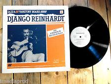 DJANGO REINHARDT JAZZ 6 VANSTORY BOARD LP 33T VINYLE EX COVER EX