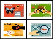 Australia 2020 Citizen Science Self-adhesive Stamps (Complete Set of 4) MNH