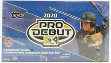 Topps 2020 Pro Debut Baseball Hobby Box Baseball Card