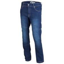 Bull-It Ladies SR4 Flex Blue Covec Abrasion Resistant Motorcycle Jeans