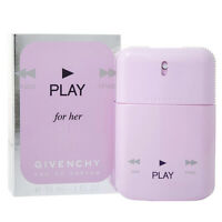 Givenchy Play For Her 30 50 Ml Eau De Parfum Profumo Donna Idea Regalo Rosa 138