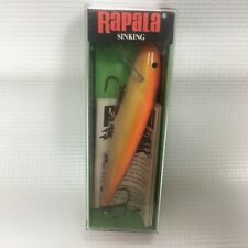 "Rapala Sinking Plongeant Countdown Fishing Lure 11cm 4 3/8"" CD-11 GFR NOS"