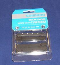 FULL SET SHIMANO M70R2 XTR, XT, LX, DEORE V- BRAKE SHOE CARTRIDGE INSERTS / PADS