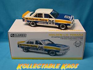 1:18 Classics - 1977 ATCC - Holden L34 Torana - Brock - only 1000 made 18580