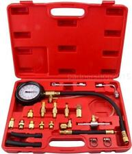 With Case 0-140 PSI Fuel Injection Pump Injector Tester Test Pressure Gauge