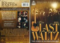 The Last Waltz ~ DVD ~ The Band_Classic Rock (1978) MGM