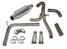 "93-02 Camaro/Firebird LS1 SLP Loud Mouth II Exhaust System w/ 3.5"" Slash Tips"