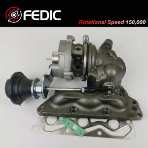 Turbine GT1238S 727211 for Smart Fortwo Roadster 0.7MC01 45Kw M16R3 M160-1 700cc