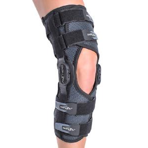 DonJoy Playmaker II Spacer Knee Brace Wrap Size Small New 11-3497-2