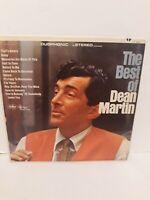 "DEAN MARTIN - The Best Of (T-2601) - 12"" Vinyl Record LP - EX"